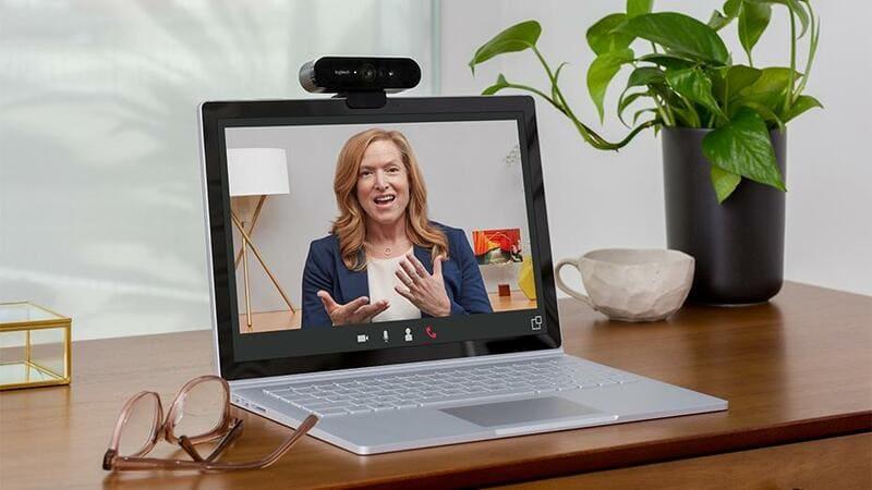 Webcam Conference Teletravail