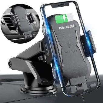 Support Voiture Chargeur Induction